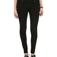 Almost Famous Black High-Waisted Skinny Jeans