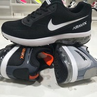"""Nike Air Max"" Men Sport Casual Half Air Cushion Sneakers Fashion Running Shoes"