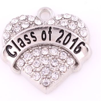 Class Of 2016 Necklace Pendant