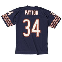 Chicago Bears Walter Payton 1985 MITCHELL & NESS Throwback Jersey