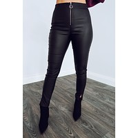 *Rock My World Pants: Black