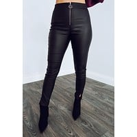 Rock My World Pants: Black