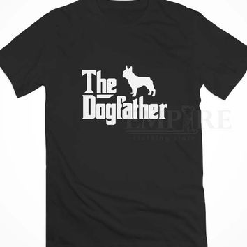 The Dogfather Unisex/Men Tshirt All Size