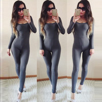 Women's Fashion Sexy Hot Sale Jumpsuit [9439563140]