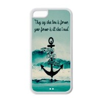 Personalized Protective Snap-on Hard Case Cover SWS Sleeping With Sirens for iPhone 5C - 5CSWS115