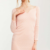 Motel Mademoiselle Bodycon Mini Dress - Urban Outfitters
