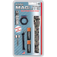 Walmart: MAG Instrument AA Mini Maglite Flashlight Combo Pack