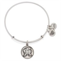 Alex and Ani University of Maryland Logo Charm Bangle - Rafaelian S...
