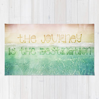 The Journey Rug by Jenndalyn | Society6