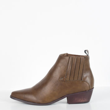 Must Have Bootie