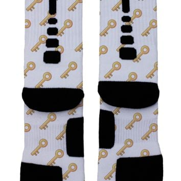 The Keys to Sockcess Custom Nike Elites