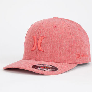 Hurley Phantom Boardwalk Mens Hat Red