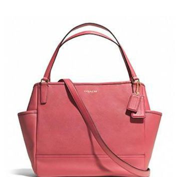 Coach Baby Diaper Bag in Saffiano Leather