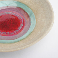Ceramic Pottery Bowl Dish Handmade stoneware pottery by hbceramics