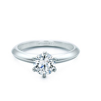 Tiffany & Co. | Engagement Rings | The Tiffany® Setting | United States