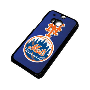 NEW YORK METS HTC One M8 Case Cover