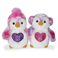 6 Inch Bff Plush Penguin Set | Girls Small Plush Stuffed Animals | Shop Justice