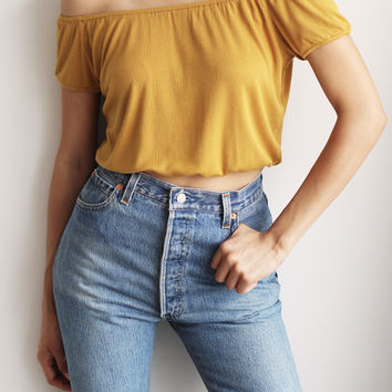 Anabela Shoulder Top