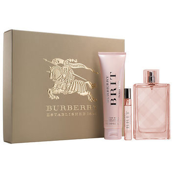 BURBERRY Burbery Brit Sheer Gift Set