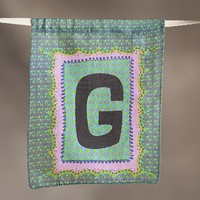 """G""  Inspiration  Flag  From  Natural  Life"