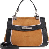 Longchamp Madeleine Colorblock Leather Satchel | Nordstrom