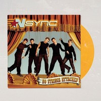 *NSYNC - No Strings Attached Limited LP | Urban Outfitters
