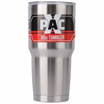 30oz Double Vacuum Wall Tumbler with Lid