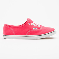 Vans Authentic Lo Pro Womens Shoes Pink  In Sizes