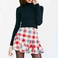 RYDER X UO Flannel Skirt- Assorted