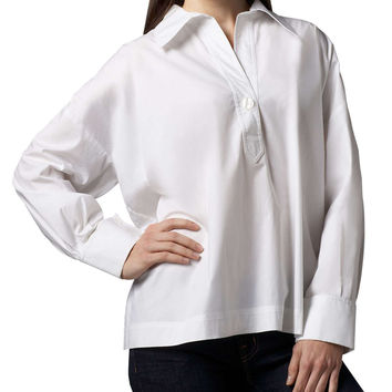 Oversize Stretch Shirt,
