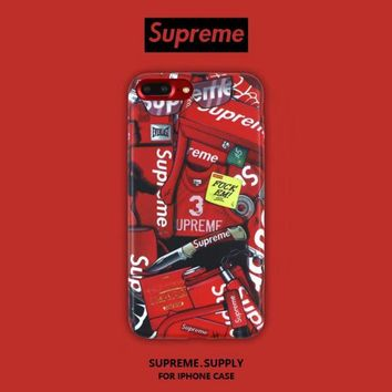 Supreme Iphone 6/6s Iphone 7 Cute Stylish Hot Deal Apple Iphone Phone Case [429902102564]