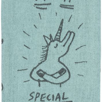 I'm a Special Unicorn Woven Dish Towel - PRE-ORDER, SHIPS LATE JULY