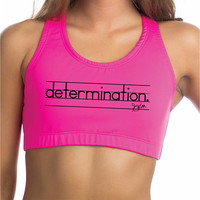 The Determination Bra