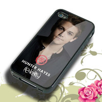 Hunter Hayes Hard plastic,Rubber iphone 4/4s,5/5s,5c,Samsung S3 i9300,S4 i9500