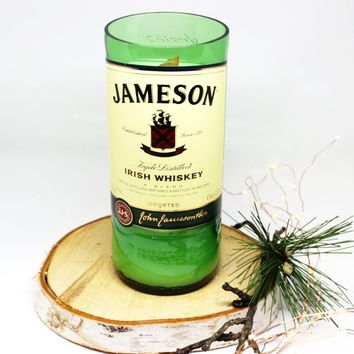 Jameson Whiskey Candle
