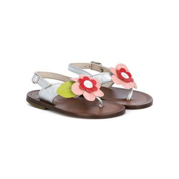 Pèpè Flower Sandals - Farfetch