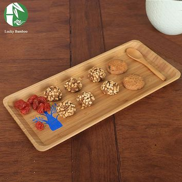 wood pallet fruit cake plates waterproof dinner plates bandeja buffet dishes pratos de jantar tea tray decorative vintage