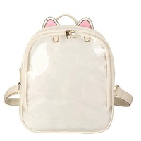 SHOW OFF KITTY BACKPACK - 5 Colours Available!