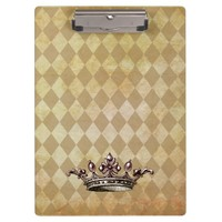 Royal Decree Clipboard