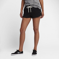 "The Hurley One And Only Women's 2"" Fleece Shorts."