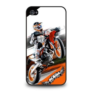 KTM READY TO RACE 3 iPhone 4 / 4S Case