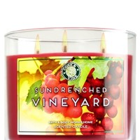 3-Wick Candle Sundrenched Vineyard