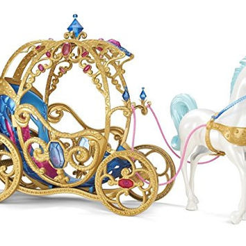 Disney Princess Cinderella Horse and Carriage