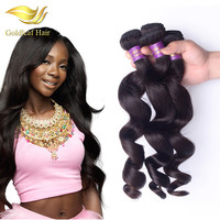 6A Grade Malaysian Loose Wave 3pcs lot Cheap Human Hair 100g Bundles Unprocessed Virgin Malaysian Peruvian Brazilian Hair Extension