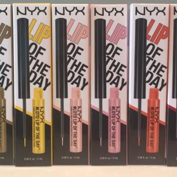 NYX Lip of the Day