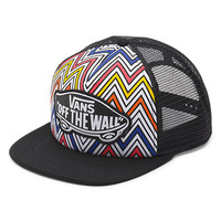 Beach Girl Trucker Hat | Shop Womens Hats at Vans