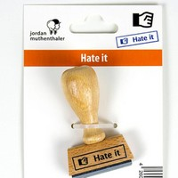 Hate It Facebook Stamp