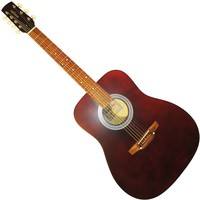 New Russian Ukrainian Seven 7 String Acoustic Dreadnought Guitar Gipsy Eagle, 607