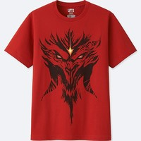 BLIZZARD SHORT-SLEEVE GRAPHIC T-SHIRT (DIABLO)