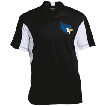 High Point Tall Colorblock Performance Polo